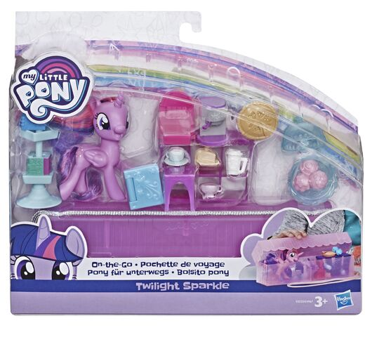 My Little Pony On-The-Go poni