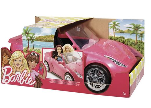 Barbie Glam Convertible Avoauto