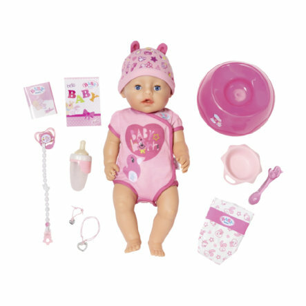 BABY born  Soft Touch Girl 43cm