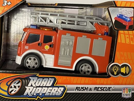 Rush & Rescue Paloauto