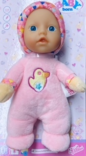 BABY born  First Love Plush 18cm
