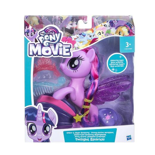 My Little Pony Glitter & Style Seapony Twilight Sparkle